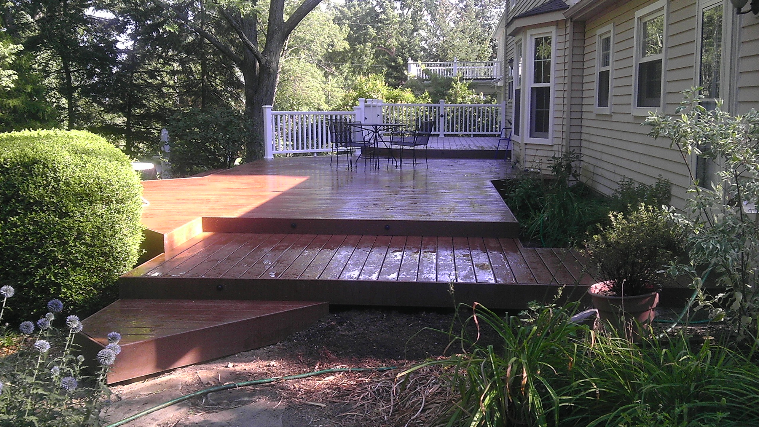 Composite Deck Builder Michigan Deck Builders Gm