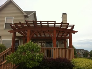 Local Pergola Builders in Howell