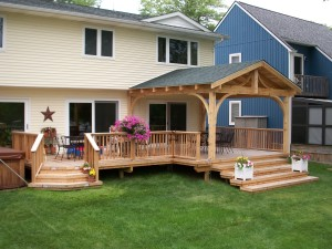 custom deck builders in michigan